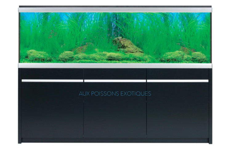 AQUARIUM MOVE NOIR 200 cm